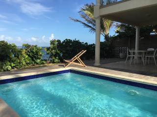 VILLA SEAVIEW: 2BR OCEAN FRONT HOUSE - Oyster Pond vacation rentals