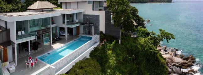 Fantastic Sea Front Villa 9 Kamala Phuket - Image 1 - Kamala - rentals