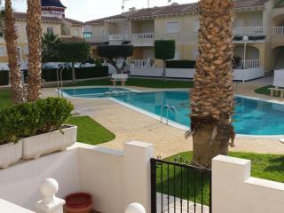 Beautiful linked villa overlooking the  poolarea - Ciudad Quesada vacation rentals