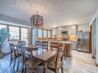 Very cozy ski in/out 2 bed 3 bath with LOTS of room for 6.  Condo sleeps 8 - Winter Park vacation rentals
