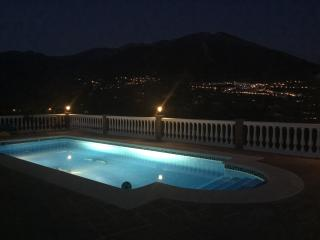 Stunning villa, stunning views, sleeps 8, 4 bed - Alcaucin vacation rentals