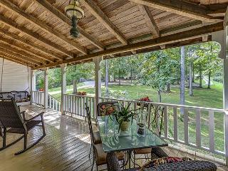 3BR/3BA Farmhouse in the Fork: Lake, Waterfall, Fishing on 41 Acres - Franklin vacation rentals