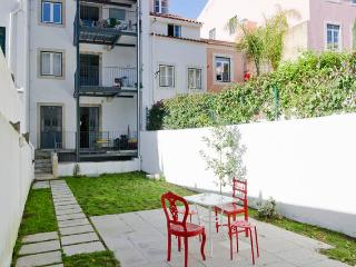 Private Garden at Principe Real - Lisbon vacation rentals