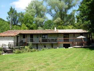Restored Mill House, Tournon-de-Agenais - Tournon-d'Agenais vacation rentals