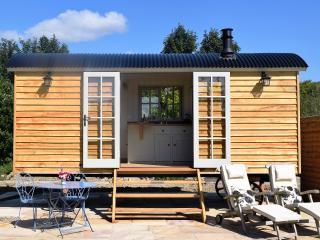 Lovely Shepherds hut in Wedmore with Parking, sleeps 2 - Wedmore vacation rentals
