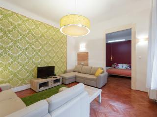 Central Design Boutique flat up to 6 pers. wifi Me - Budapest vacation rentals