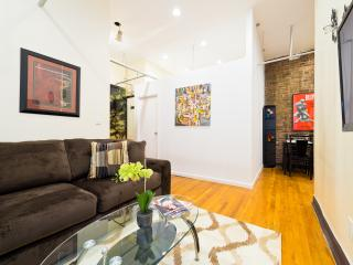 Loft Style 2BR Apartment In Chic Chelsea Sleep 6 - New York City vacation rentals