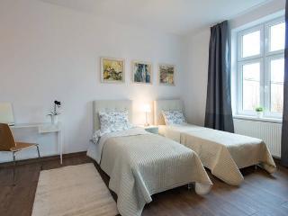 Freshly refurbished 2 bedroom Kazimierz Apartment - Krakow vacation rentals