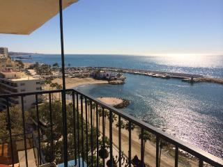 Skol 717 beachfront central location duplex on corner with magnificent views - Marbella vacation rentals