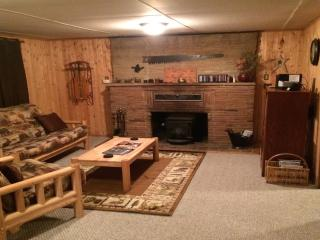 Clean, Cute, Affordable! PRIVATE Hot Tub-Wifi - Packwood vacation rentals