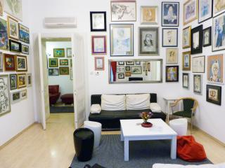 Donos Art apartment - Zagreb vacation rentals