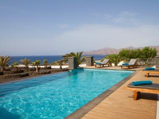Luna Mar, stunning villa, magnificent sea views - Puerto Calero vacation rentals