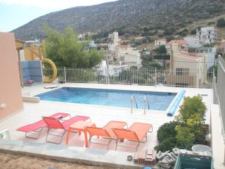 Porto Rafti Villa with Pool and BBQ - Porto Rafti vacation rentals