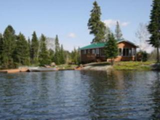 Bright 8 bedroom Lodge in Keewatin - Keewatin vacation rentals