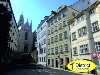 """Santa Maria"" in the first district of Vienna. - Vienna vacation rentals"