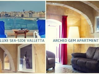 VBL- ORANGERIE PREMIUM 2 BEDROOM APARTMENT - Valletta vacation rentals