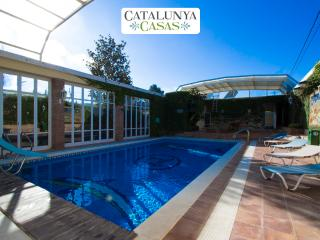 Villa Amada La Llacuna for 22 people, in the heart of Spanish wine country - La Llacuna vacation rentals