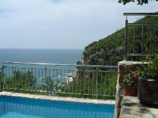Villa with amazing sea view,pool,walk to sea - Rezevici vacation rentals