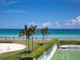 Modern 2BR/2BA Suite for 6, Oceanfront building - Miami Beach vacation rentals