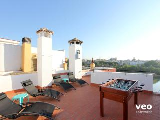 Betis Terrace. Private terrace, views, parking - Seville vacation rentals
