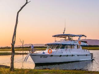 Corsaro, our 5* luxury cruiser houseboat - Kariba vacation rentals