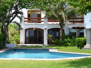 Luxury Ocean Front Residence - Semi private beach - Cancun vacation rentals