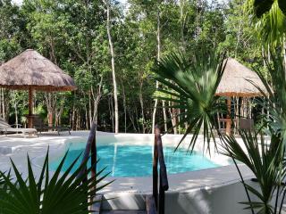 Maison d'hôtes dans la jungle à Cancun au Mexique - Cancun vacation rentals