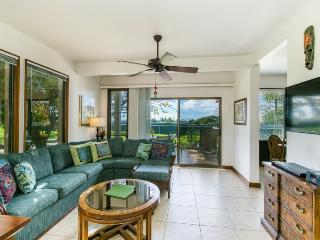Kahala 214 Partial Ocean View, 2bd/2baths. Great Location! Free Mid-size Car. - Koloa vacation rentals