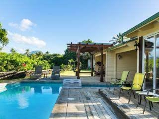 Lei Ohana-Beautiful house and guest house in Poipu w/private pool. Sleeps 12 - Poipu vacation rentals