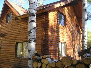 SkiUtahCabin Beautiful LOG cabin w/ GAMES & HOTTUB - Timber Lakes vacation rentals