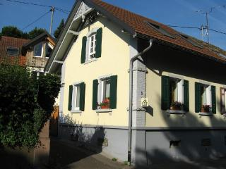 Vacation Apartment in Vogtsburg - 592 sqft, spacious, completely outfitted - Vogtsburg im Kaiserstuhl vacation rentals