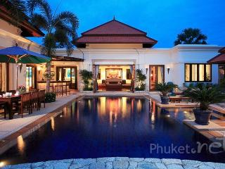 Exclusive 4-Bed Pool Villa in Bangtao - Surin Beach vacation rentals