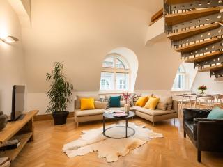 Four-Bedroom Grand Apartment - Prague vacation rentals
