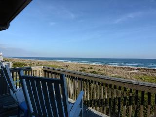 Wallace-A wonderful vacation awaits you in this spacious oceanfront townhouse - Wrightsville Beach vacation rentals