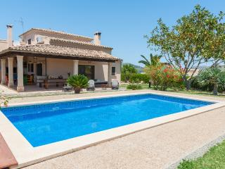 BUADES - Property for 6 people in Sa Pobla - Sa Pobla vacation rentals