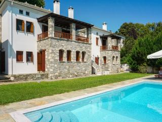 Spacious house w/ ocean-view pool - Tsagarada vacation rentals