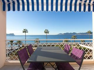 Modern 1 bedroom with sea view 204 - Cannes vacation rentals