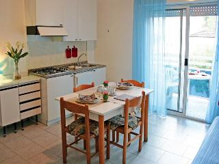 Comfortable 1 bedroom Riccione Apartment with Television - Riccione vacation rentals