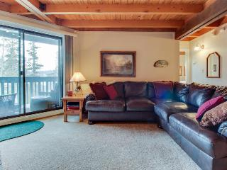 A shared pool, hot tub & gym, close to skiing & boating! - Silverthorne vacation rentals
