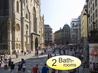 "St. Stephen II ""only 1 min. St. Stephen Cathedral"" - Vienna vacation rentals"