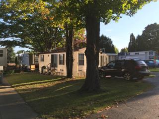 Park Model RV at El Rancho Alanson - Alanson vacation rentals