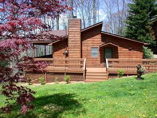 Pet Friendly, Air Condition, Large Yard, Wooded - Maggie Valley vacation rentals