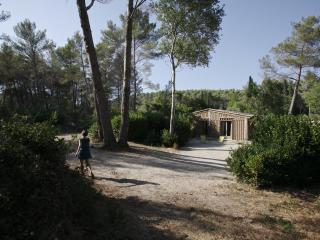 Cabane de la Leque,calme et confort dans la nature - Fontvieille vacation rentals