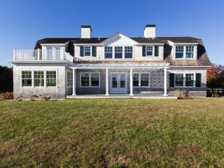 YAEGM - Field Club, Exquisite New Luxury Home Offering for 2016, Heated Pool, Ideally located between Village Area and South Beach - Edgartown vacation rentals