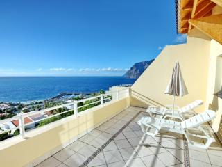 2-bedroom penthouse with stunning seaviews - Los Gigantes vacation rentals