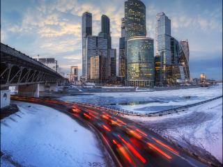 Sky Apartmets in Moscow-