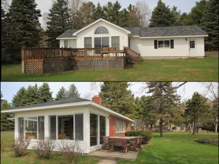 Beautiful 4 bedroom Lake Leelanau House with Porch - Lake Leelanau vacation rentals