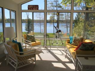 The Sunshine Inn on Cedar Hedge Lake - Interlochen vacation rentals