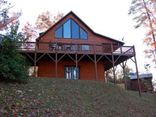 Luxury Log Cabin on A Budget -8 Min To Casino - Cherokee vacation rentals