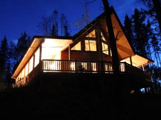 Romantic Cottage with Housekeeping Included and Television - Nordegg vacation rentals